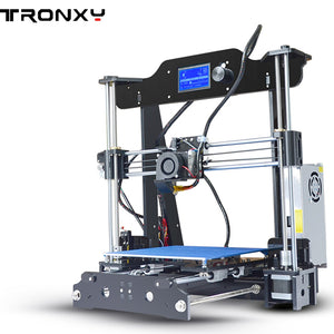 Coupcou.com: Tronxy X8 220 x 220 x 200mm DIY 3D Printer