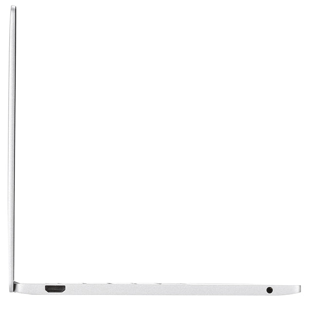 Coupcou.com: Xiaomi Air 12 Notebook 12.5 inch Windows 10 Home Chinese Version 7th Gen Intel Core m3-7Y30 Processor Dual Core 1.0GHz 4GB RAM 128GB SSD Bluetooth 4.1 Type-C
