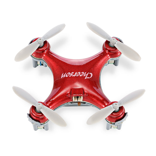 Coupcou.com: CHEERSON CX - 10SE Nano RC Quadcopter RTF 2.4GHz 4CH 6-axis Gyro / 360-degree Flip / Speed Switch