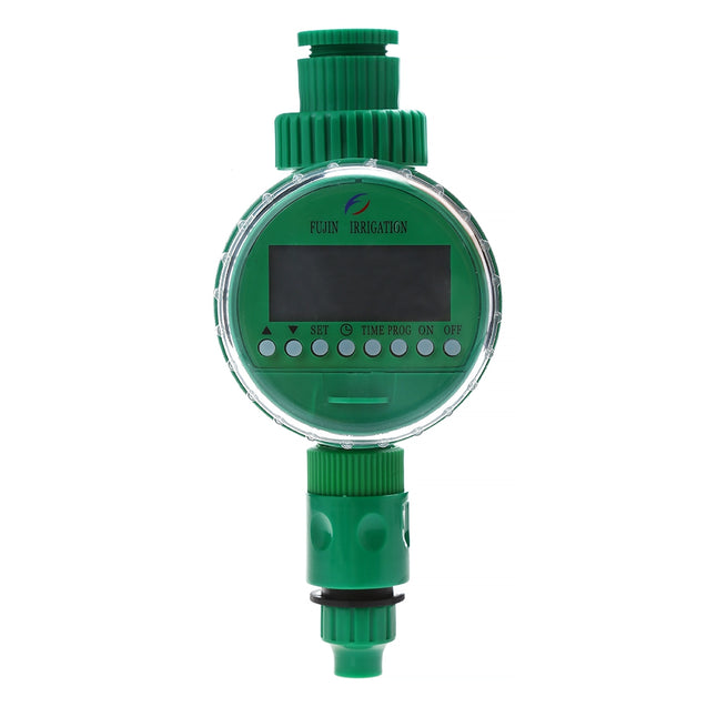 Coupcou.com: LCD Display Electronic Automatic Water Timer Garden Irrigation Controller