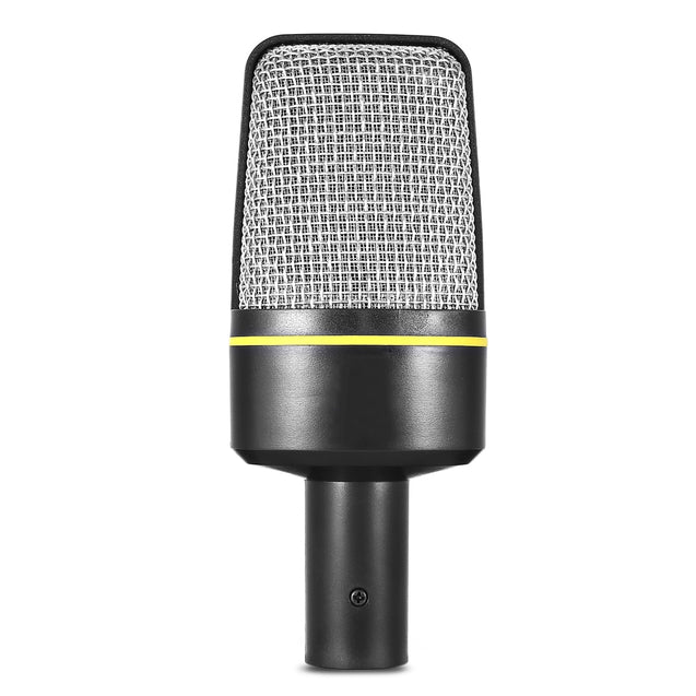 Coupcou.com: Yanmai Condenser Sound Microphone with Stand for PC Laptop Skype Recording