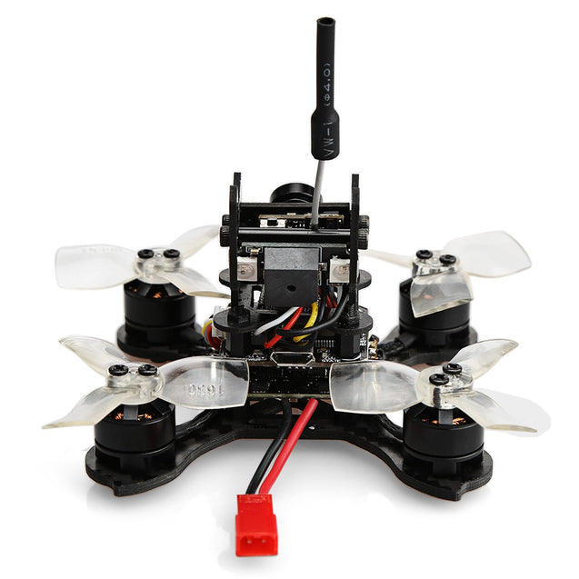 Coupcou.com: LANCHI Monster 76mm Micro FPV Racing Drone 5.8G 700TVL CMOS / F4 FC with OSD / 4-in-1 BLHeli - S DShot ESC