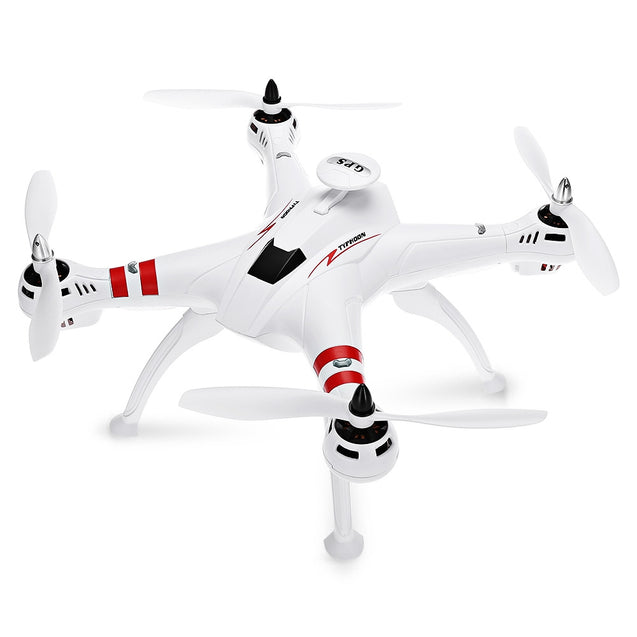 Coupcou.com: BAYANGTOYS X16 GPS Brushless RC Quadcopter RTF Geomagnetic Headless Mode / Altitude Hold / Automatic Return
