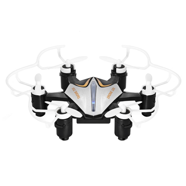 Coupcou.com: SBEGO 128 RC Drone Hexacopter 2.4G 4CH 6-axis Gyro Headless Mode 3D Unlimited Flip Aircraft RTF
