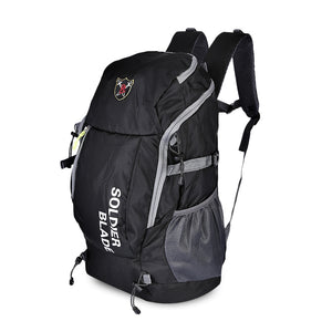 Coupcou.com: SOLDIER BLADE Multifunction Outdoor Traveling Riding Biking Light Weight Water Resistant Backpack