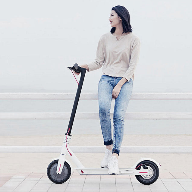Coupcou.com: Xiaomi M365 Folding Electric Scooter with E - ABS Technology