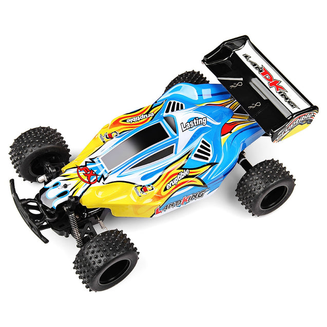 Coupcou.com: FEILUN LK813 1:10 2WD Brushed Off-road RC Car RTR 20km/h Maximum Speed / Independent Suspension System / All-terrain Tire