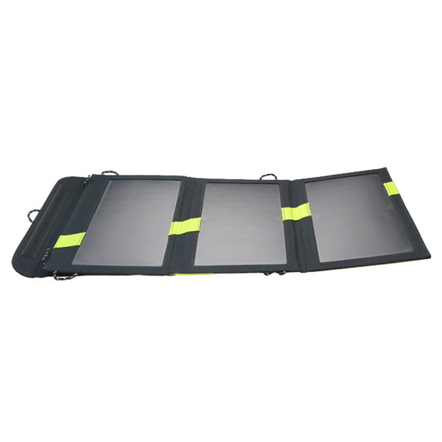 Coupcou.com: X-DRAGON 5V 2.1A 20W Solar Panel Charger Folding Bag