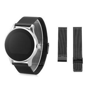 Coupcou.com: Stainless Steel Net Band for K88H Smart Watch