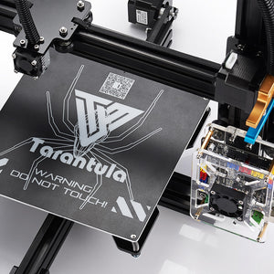 Coupcou.com: Tevo Tarantula Aluminum 3D Printer DIY Kit with 8GB SD Card