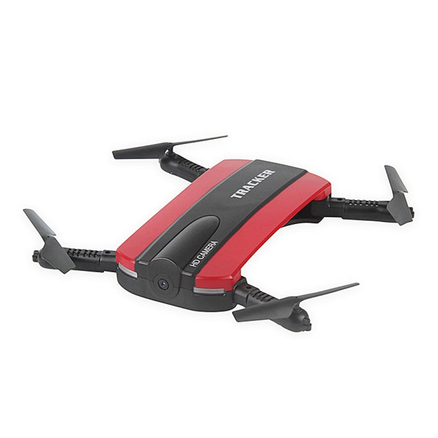 Coupcou.com: JXD 523 Mini Foldable RC Pocket Drone BNF WiFi FPV 0.3MP Camera / G-sensor Mode / Air Press Altitude Hold