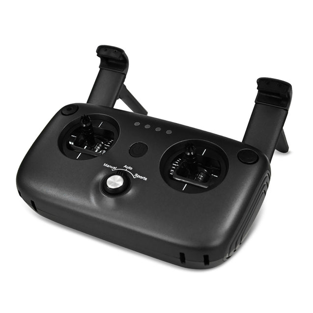 Coupcou.com: Walkera VITUS 320 Foldable RC Drone RTF 5.8G FPV 4K UHD Camera / Infrared Obstacle Avoidance / AR Games