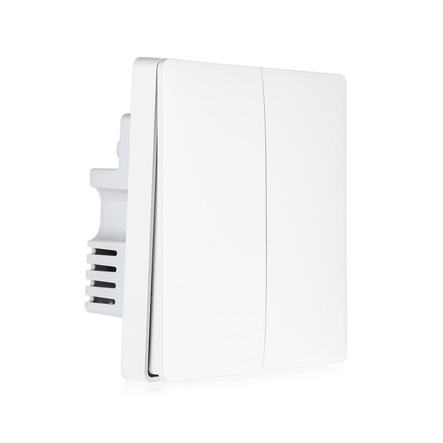 Coupcou.com: Xiaomi Aqara Smart Light Control Fire Wire and Zero Line Double Key Version