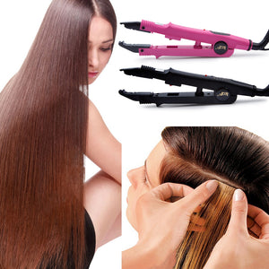 Coupcou.com: Hair Extension Fusion Iron Keratin Bonding Tools Heat Connector