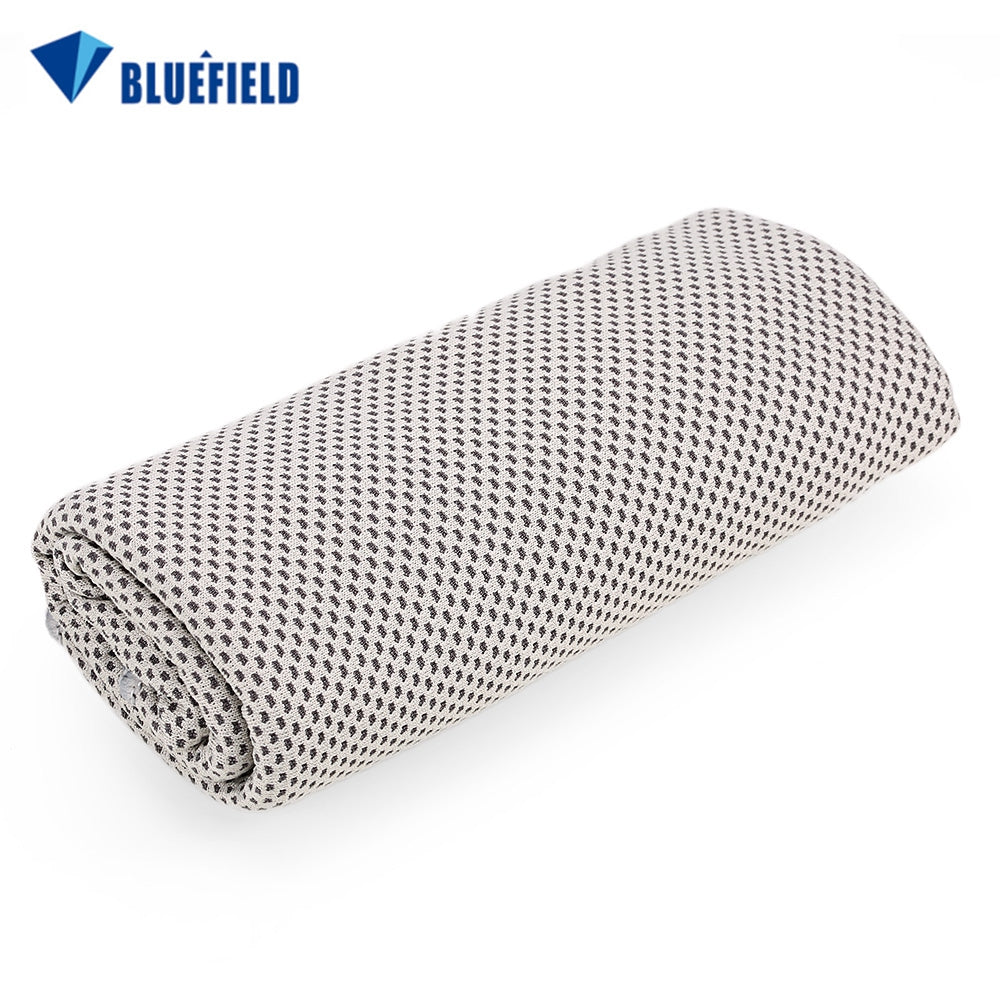 Bluefield Multi-functional Quick Drying Cooling TowelGRAY