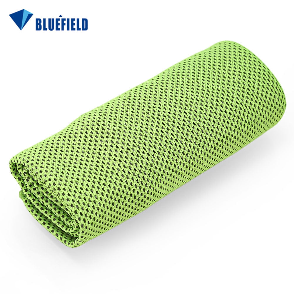 Bluefield Multi-functional Quick Drying Cooling TowelGREEN