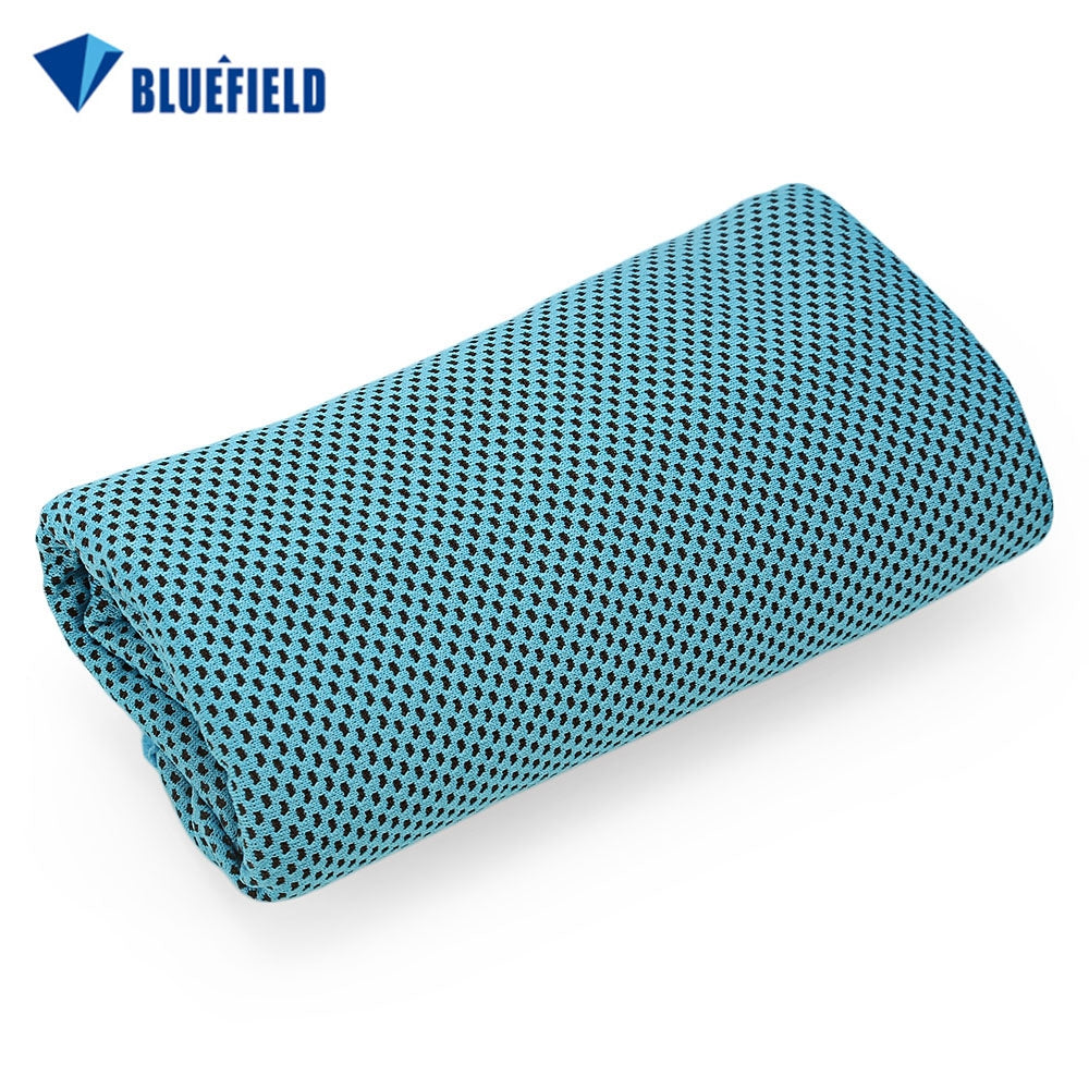 Bluefield Multi-functional Quick Drying Cooling TowelBLUE