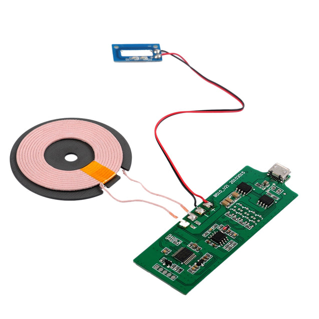 Coupcou.com: YoLike DIY Qi Wireless Charger PCBA Circuit Board Single Coil