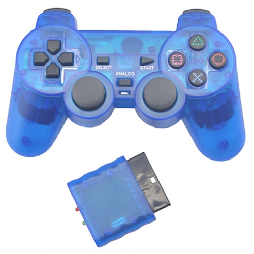 Coupcou.com: Wireless Controller Joypad for PS2 Game Console