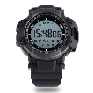 Coupcou.com: Zeblaze MUSCLE Smartwatch Bluetooth 4.0 Ultraviolet Monitoring Remote Camera Calories Consumption Calling Reminder Pedometer IP67 Waterproof