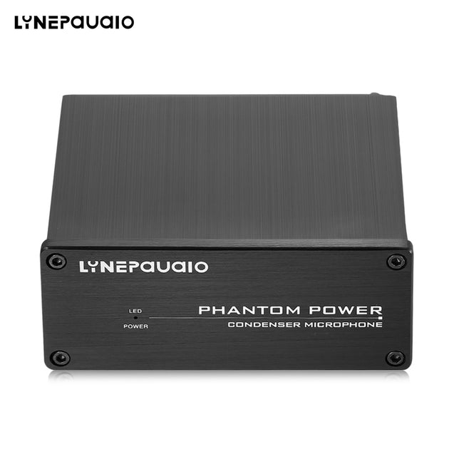 Coupcou.com: LINEPaudio A963 48V Phantom Power Supply for Condenser Microphones
