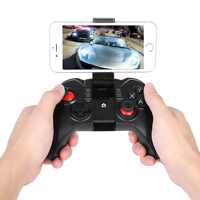 Coupcou.com: iPEGA 9068 Bluetooth Gaming Controller Gamepad for Smartphone PC TV Turbo Function