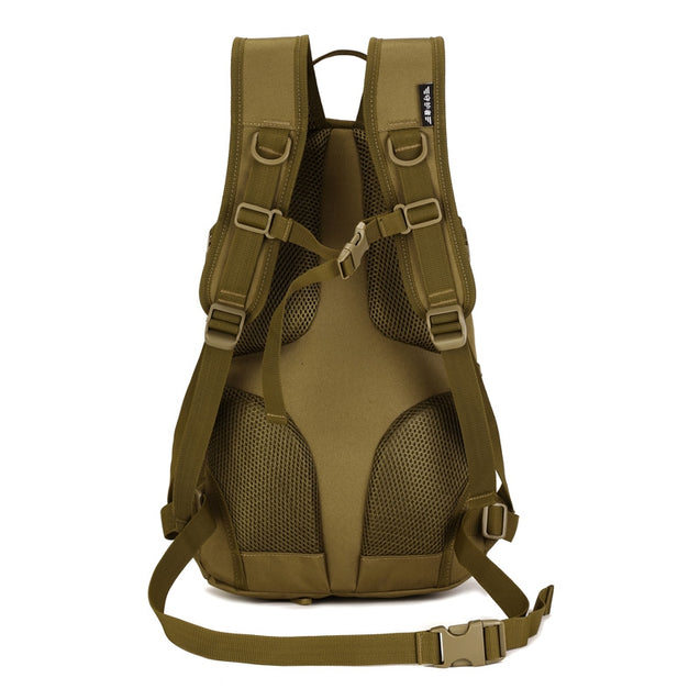 Coupcou.com: 20L Waterproof Military Outdoor Traveling Cycling Backpack