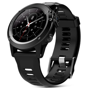 Coupcou.com: Microwear H1 3G Smartwatch Phone 1.39 inch Android 4.4 MTK6572 Dual Core 1.2GHz 4GB ROM IP68 Waterproof 2.0MP Camera Pedometer