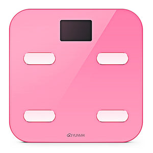 Coupcou.com: YUNMAI M1302 App Control Bluetooth Smart Body Fat Electronic Scale