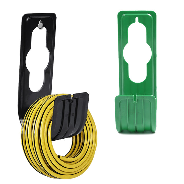 Coupcou.com: Plastic Garden Hose Hanger Hook Watering Pipe Wall Mounted Holder