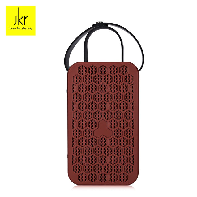 Coupcou.com: JKR - 2 Bluetooth Speaker Wireless Player with Remote Controller Portable Handle