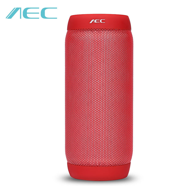 Coupcou.com: AEC BQ - 615S Bluetooth Speaker with LED Light Portable Wireless Player