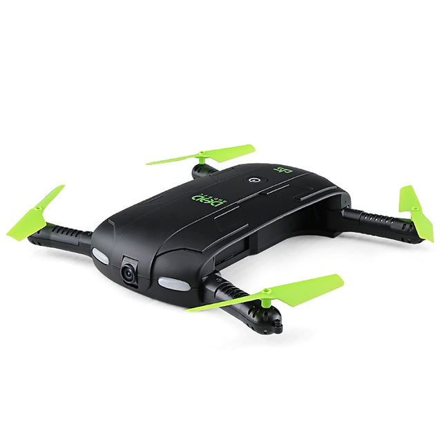 Coupcou.com: DHD D5 Mini Foldable RC Pocket Quadcopter BNF WiFi FPV 0.3MP Camera / G-sensor Mode / Waypoints