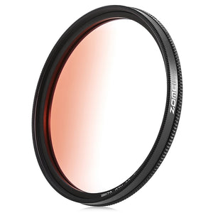 Coupcou.com: Zomei GC - SLIM Professional 62mm Gradient Color Filter