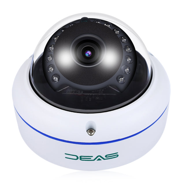 Coupcou.com: SV3C SV - D02POE - 1080P Full HD 1080P Dome POE Security Camera Indoor Outdoor Vandal-proof IP66 Waterproof