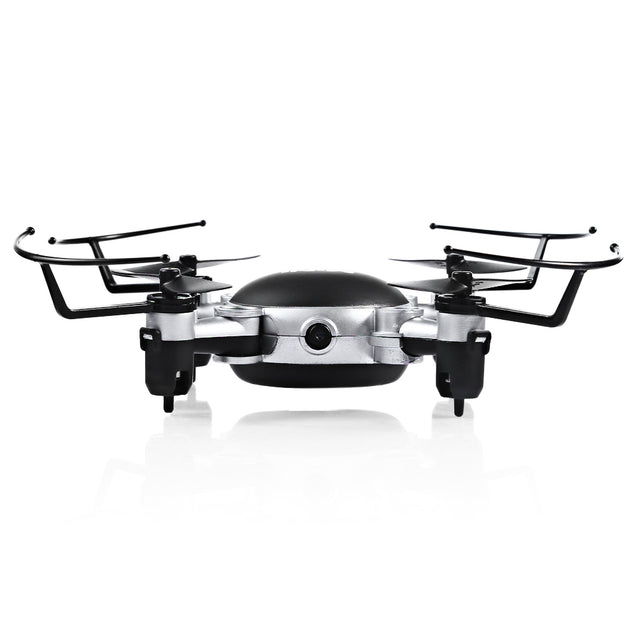 Coupcou.com: KY901W Foldable Mini RC Quadcopter WiFi FPV 30W Camera 2.4G 4CH 6-axis Gyro Altitude Hold Headless Mode 3D Unlimited Flip Aircraft