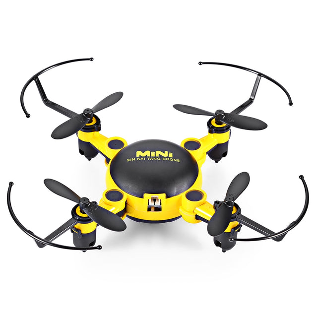 Coupcou.com: KY901 Foldable Mini RC Quadcopter 2.4G 4CH 6-axis Gyro Altitude Hold Headless Mode 3D Unlimited Flip Aircraft