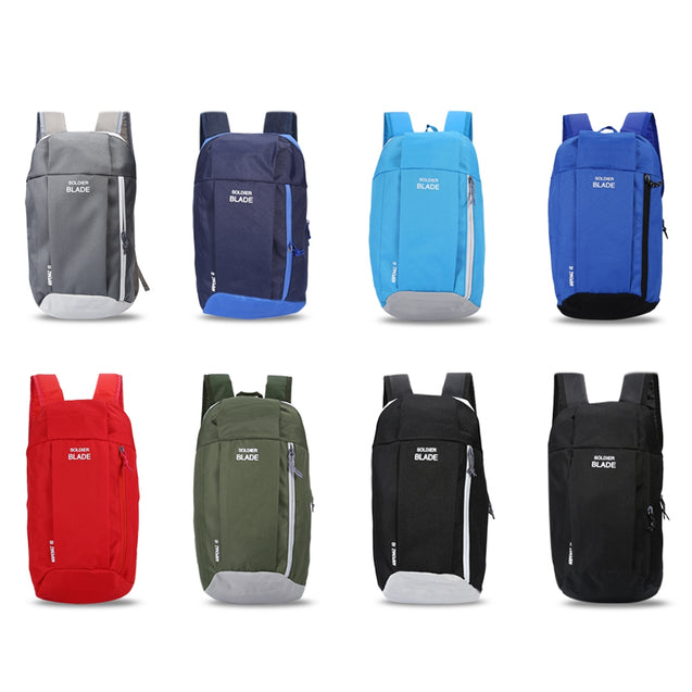Coupcou.com: SOLDIER BLADE Outdoor Water Resistant Light Weight Biking Durable Backpack