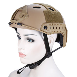 Coupcou.com: Lightweight Tactical Crashworthy Protective Military Helmet