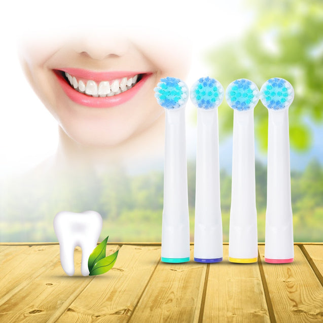 Coupcou.com: 20pcs Electric Neutral Vitality Replacement Health Care Brush Heads