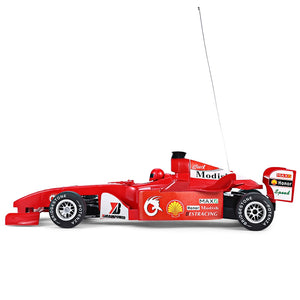 Coupcou.com: F1 1 : 18 Formula Racing Car Vehicle Remote Control Electric Toy Children Gift