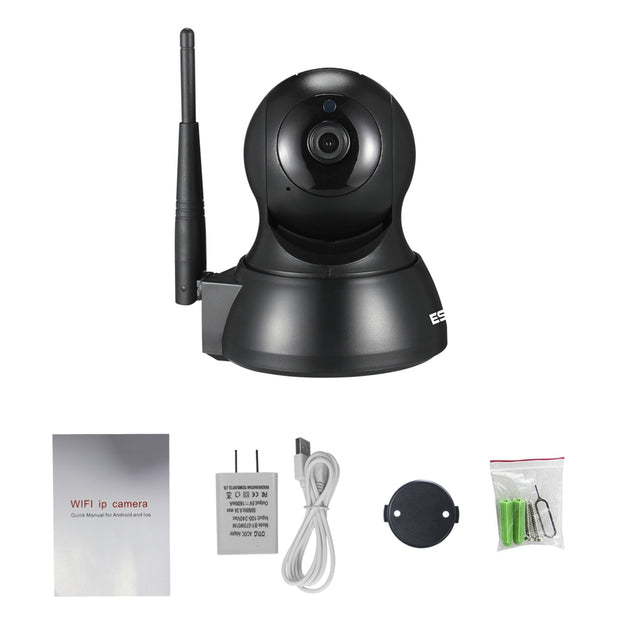 Coupcou.com: ESCAM QF007 IP Monitor Camera