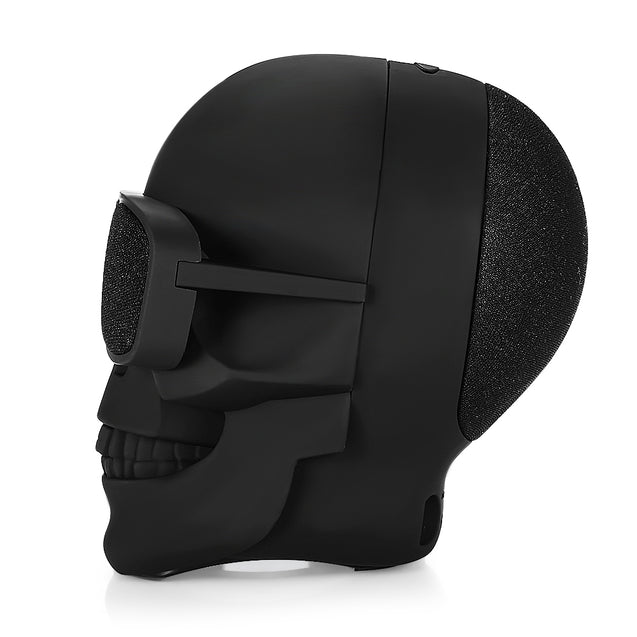Coupcou.com: X18 Skull Bluetooth Speaker Portable Wireless Player