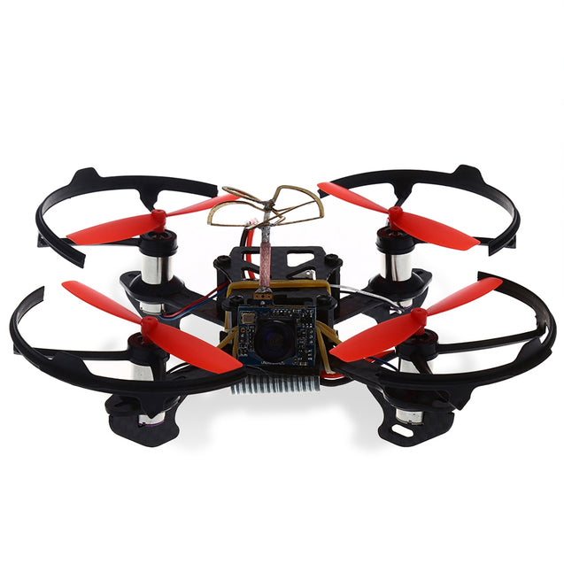 Coupcou.com: X90 Mini RC FPV Racing Drone ARF 5.8G 520TVL NTSC F3 Brushed FC with Buzzer
