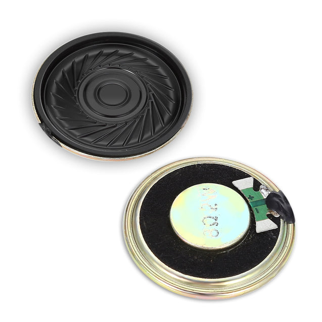 Coupcou.com: 2PCS Magnet Speaker 36mm 2W 8 ohm