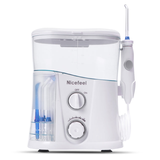 Coupcou.com: Nicefeel FC188G Dental Flosser Water Jet Oral Care Teeth Irrigator Series