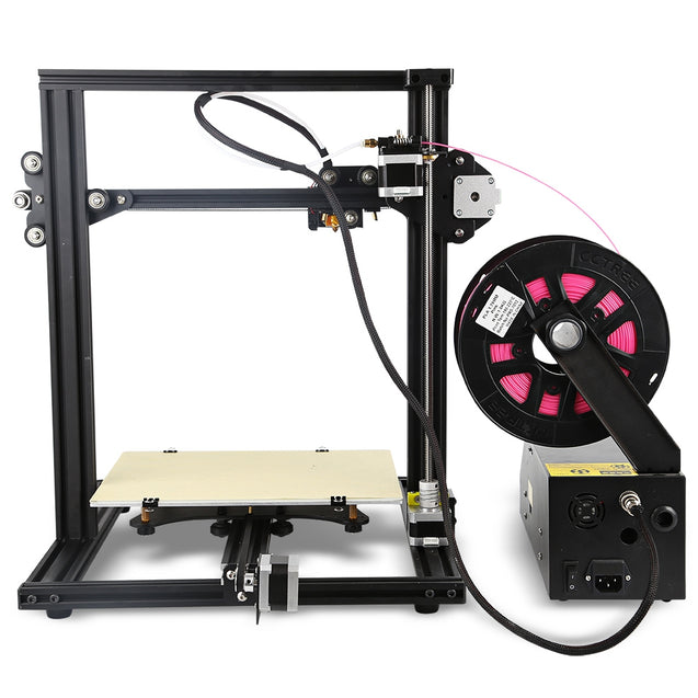 Coupcou.com: Creality3D CR - 10mini 3D Desktop DIY Printer Kit 300 x 220 x 300mm Print Size