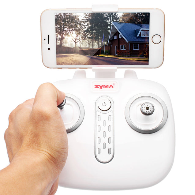 Coupcou.com: SYMA X8 Pro GPS Brushed RC Quadcopter RTF WiFi FPV 720P Camera / Altitude Hold / One Key Return