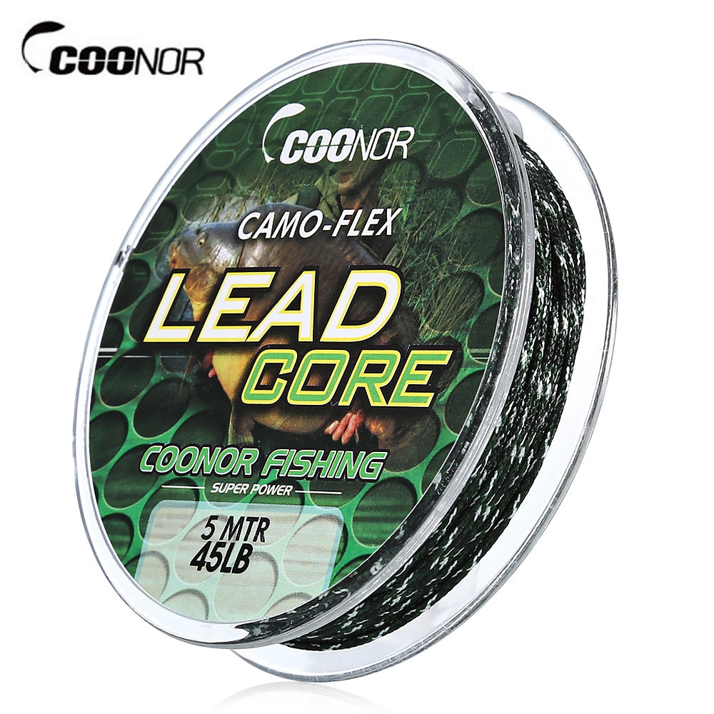 COONOR 5M Super Strong 16 Strand Weaves PE Braided Fishing LineMULTI