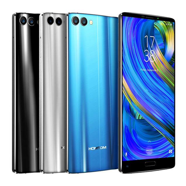 Coupcou.com: HOMTOM S9 Plus 4G Smartphone 5.99 inch Android 7.0 MTK6750T Octa Core 1.5GHz 4GB RAM 64GB ROM Support OTG Fingerprint